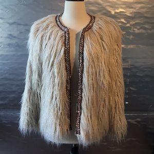 Faux Fur Jacket ‼️AVAILABLE UNTIL 9/28/19‼️